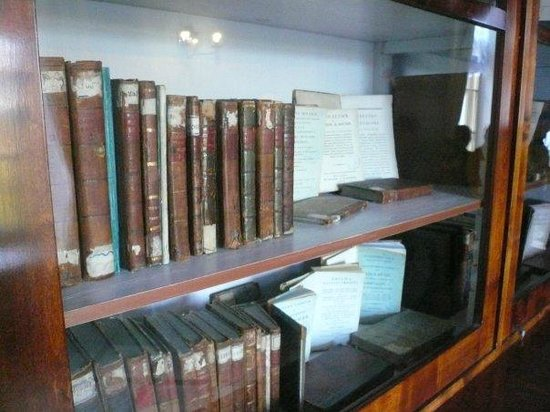 Tsarskoye Selo State Museum Preserve: Царско-сельский лицей. Библиотека