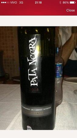 Armazem Bacco: Vinho tomado na ocasião