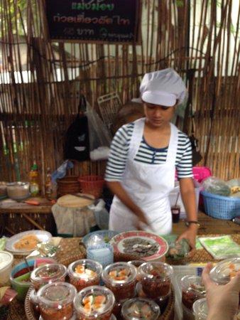 Sampran Riverside: น้ำพริกร้านนี้อร่อยมาก
