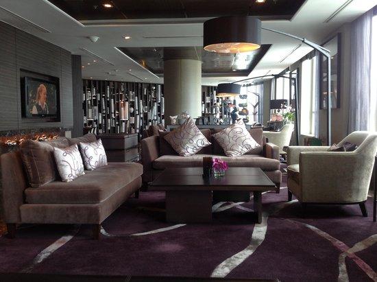 Sofitel Bangkok Sukhumvit: magnifique salon club millesime