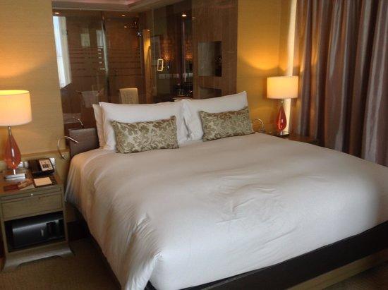 Sofitel Bangkok Sukhumvit: notre jolie chambre