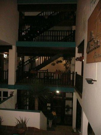 La Casita Hotel: ingresso