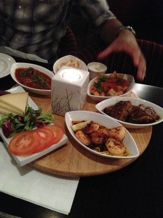 El Bocado : Our selection of TAPAS on the night
