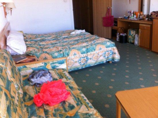 El Mouradi Club Kantaoui : Bedroom