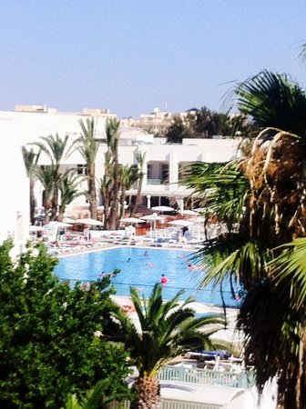 El Mouradi Club Kantaoui : Balcony view 2