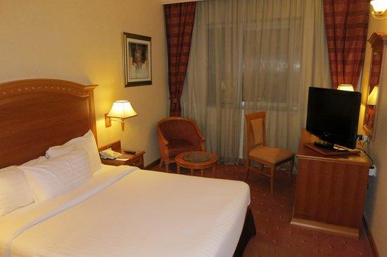 Avenue Hotel: Standard double room 612