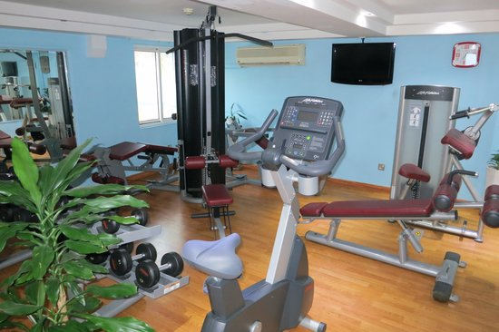 Avenue Hotel: Fitness room