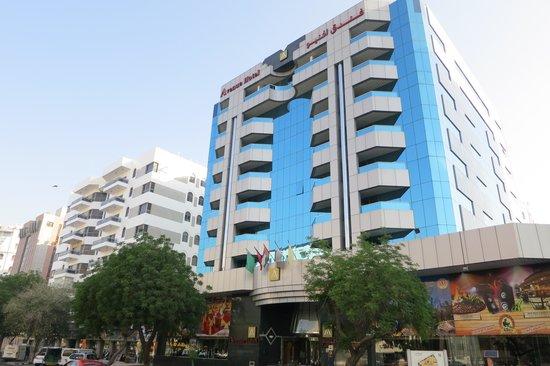 Avenue Hotel: Hotel Avenue Dubai