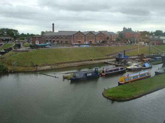 Holiday Inn Ellesmere / Cheshire Oaks: View from our bedroom
