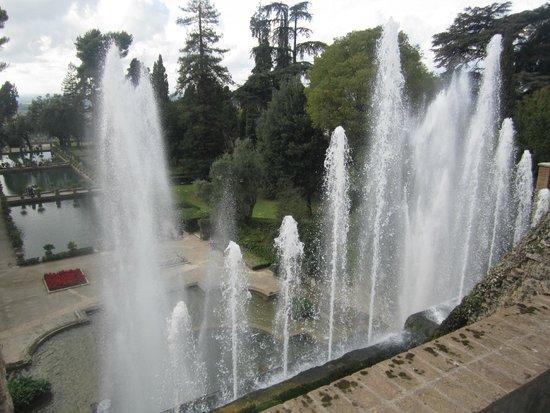 Villa d'Este : Giardini