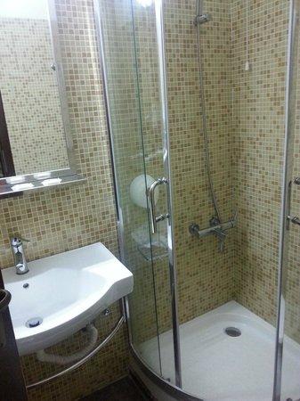 Hersonissos Maris Hotel and Suites : Bathroom 1