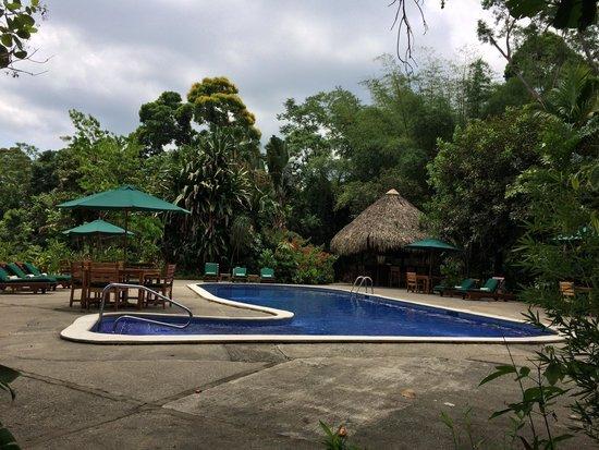 The Lodge and Spa at Pico Bonito: бассейн