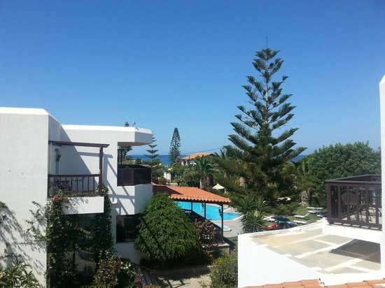 Hersonissos Maris Hotel and Suites : Room view