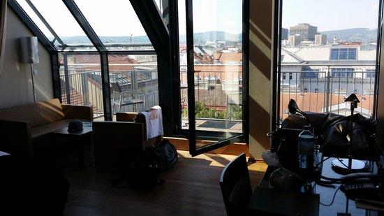 Fleming's Deluxe Hotel Wien-City: junior-suite