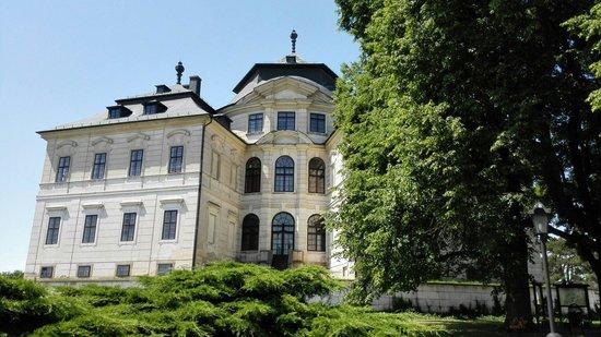 Chlumec, Tjekkiet: Castle