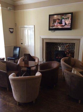Horton Grange Country House Hotel: bar