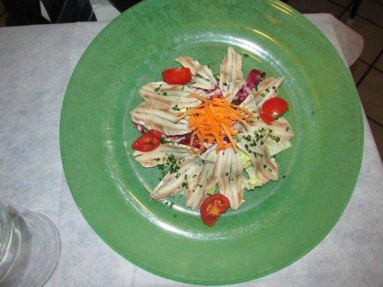 Terrae Maris : salade de sardines