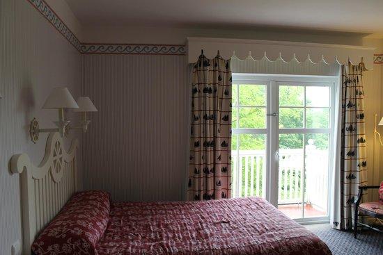 Disney's Newport Bay Club : Room
