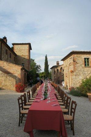Hotel Borgo Casabianca: Borgo