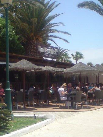 Snack Bar La Perlita: restaurant