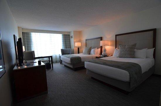 Fallsview Casino Resort: Camera Falls view