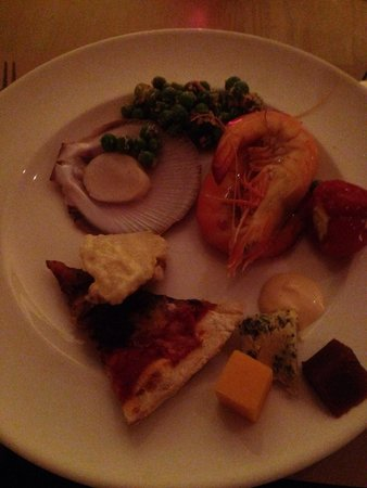 Bazaar at the QT Hotel: Dinner