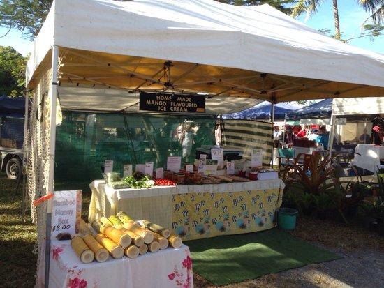 Sunday Market Port Douglas: Cane sugar
