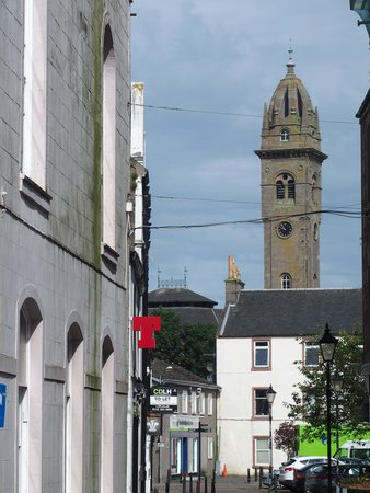 Grammar Lodge Guesthouse: Campbeltown