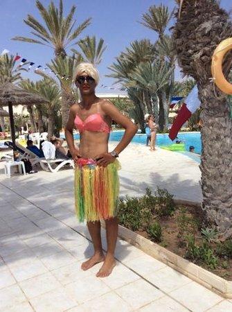 Zita Beach Resort: Lucas