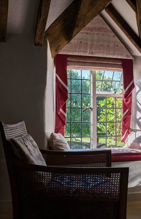 Yew Tree Cottage Bed and Breakfast: yew cottage room view