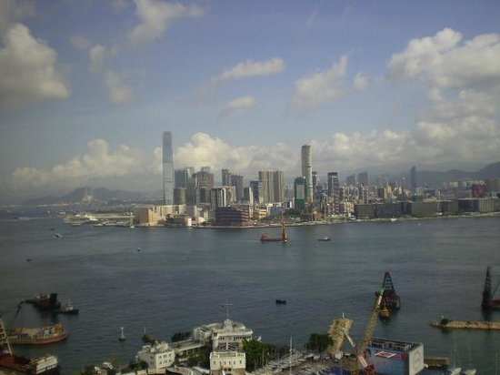 The Excelsior, Hong Kong: View