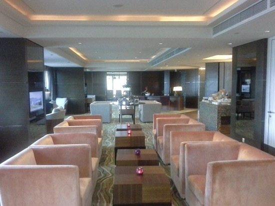 Kempinski Hotel Chongqing: loundge