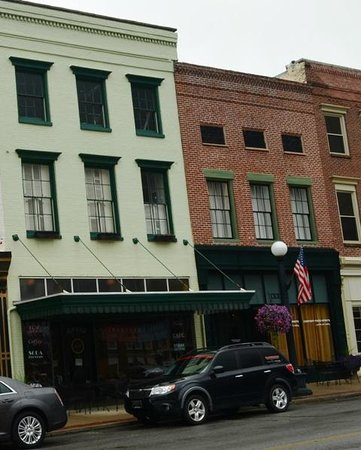 The Kentucky Fudge Company occupies two buildings