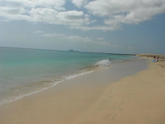 ClubHotel Riu Funana: The Beach