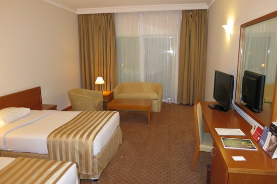 Copthorne Airport Hotel Dubai: Standard room #3016