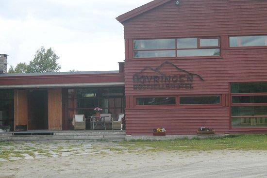 Hovringen Hogfjellshotell