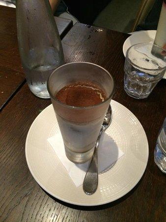 Brasserie Baroche : Tiramissu fait maison