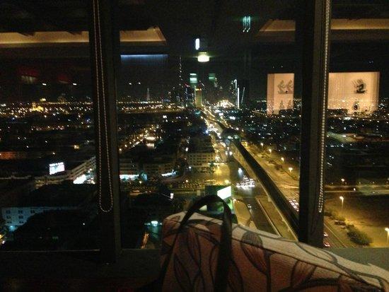 Park Regis Kris Kin Hotel: Kris with a view