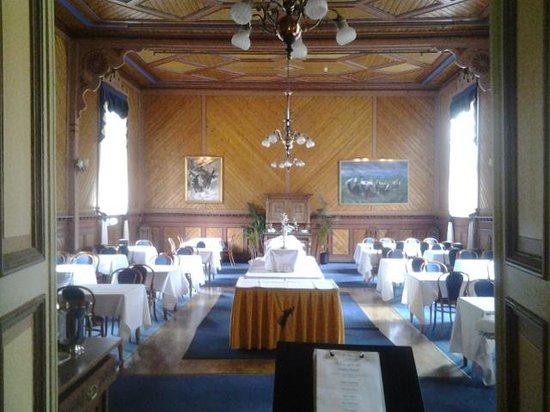 Dalen Hotel: the restaurant