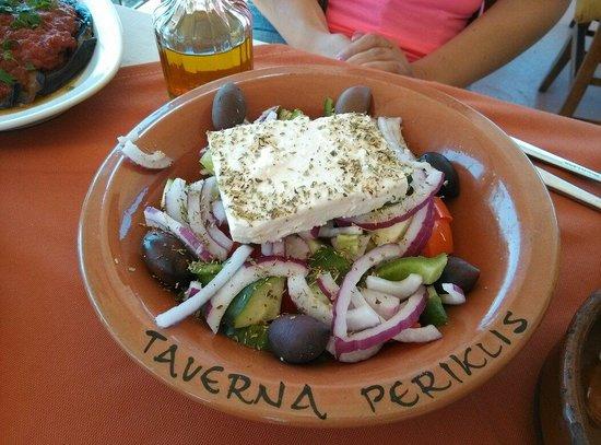 Periklis : Греческий салат