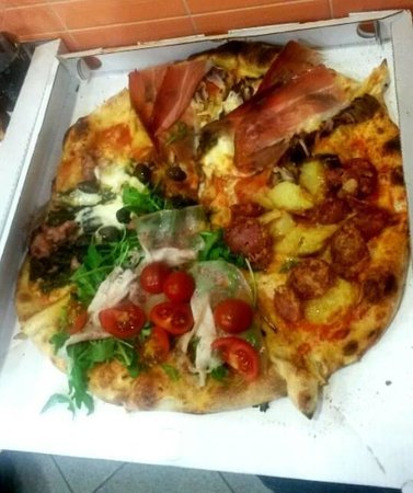 Pizzeria La Sarda