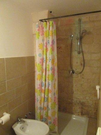 Masseria Morrone: bagno