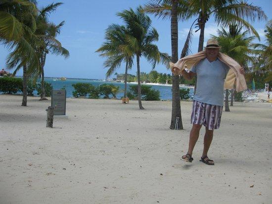 Hotel Riu Montego Bay : Riu Mo Bay Beach
