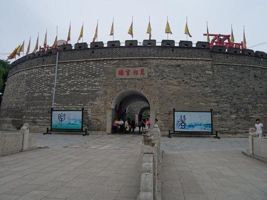 Confucius Temple : Вход в музей