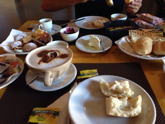 Canne al Vento : La colazione