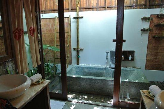 Hoi An Chic Hotel: Bathroom