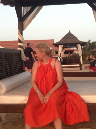 Melia Tortuga Beach Resort & Spa: Familia Garrido Llano