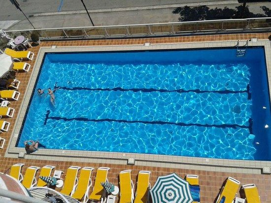 Hotel Stockholm : Lovely quiet pool.