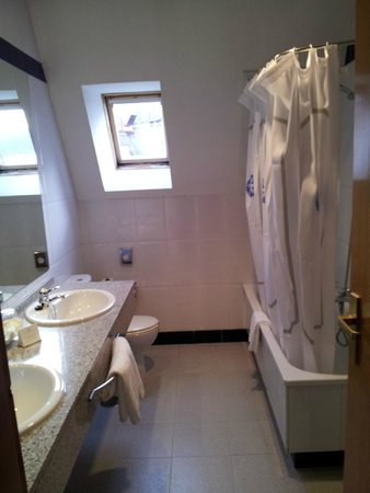 Balneario de Mondariz: Vista del baño