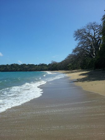 Le Jardin Maore: Plage N'gouja